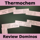 Thermochemistry Review Dominos