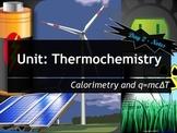 Thermochemistry: Set of 6 Power Points!