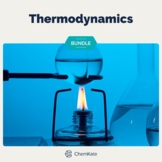 Thermodynamics BUNDLE   Distance Learning