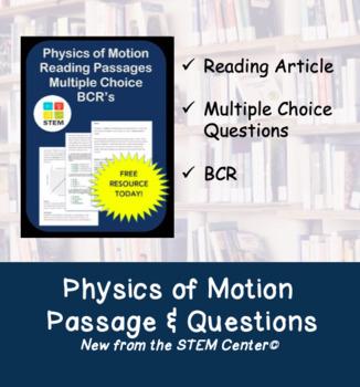 Physics of Motion