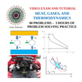 Thermodynamics and Heat Problem Solving Video Exam and Tutorial