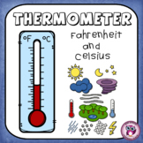 Thermometers and Temperatures {Weather}