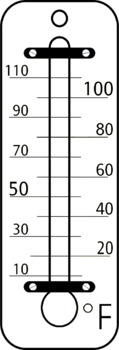 Thermometer clip art(FREE)