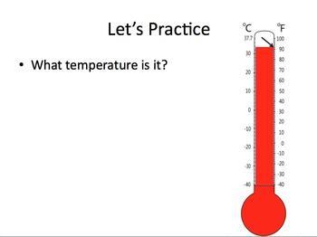 Thermometers, Temperature, and Precipitation