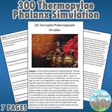 300 Thermopylae Phalanx Simulation Ancient Greece (World History / Geography)