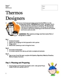 Thermos Designers Heat and Temperature Lab/Project