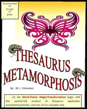 Thesaurus Metamorphosis