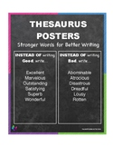 Thesaurus Posters **FREEBIE**