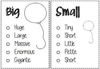 Thesaurus - Synonyms