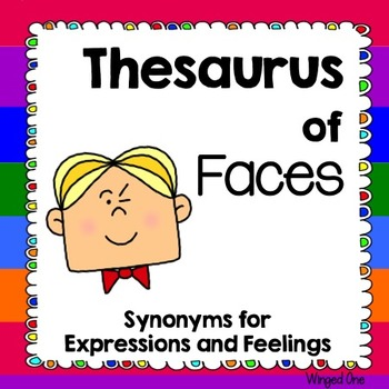 Synonyms for Feelings