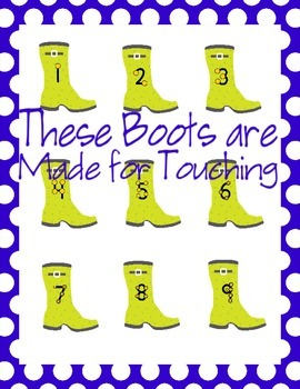 These Boots are Made for Touching