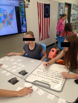 """These """"United"""" States - Geography/Social Studies PBL"""