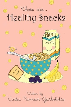 These are...Healthy snacks - ebook  full version in pdf format