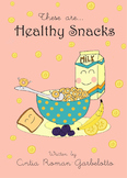 These are...Healthy snacks - ebook  full version for iPad/iPhone and Androids