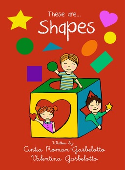 These are...Shapes - ebook  full version for iPad/iPhone and Androids