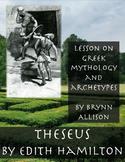 Theseus by Edith Hamilton: Focus on Greek Mythology, Archetypes