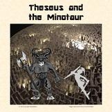 Theseus and the Minotaur: A Greek Myth