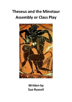 Theseus and the Minotaur Class Play