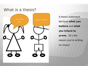 Thesis Powerpoint