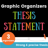 Thesis Statement Graphic Organizers