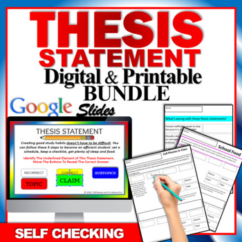 Distance learning thesis