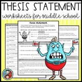 Thesis Statement Mini-lesson