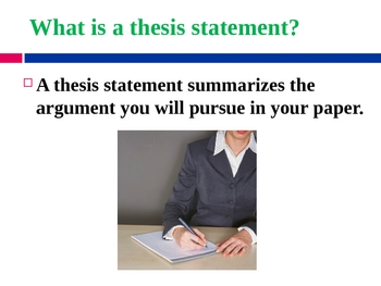thesis statement notes for researchbased persuasive essays by m  thesis statement notes for researchbased persuasive essays by m smith  nbct