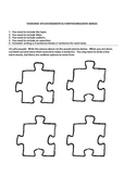 Thesis Statement Puzzle