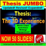 Thesis JUMBO PowerPoint: The Mother Tree
