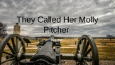 They Called Her Molly Pitcher Student Vocab Slides