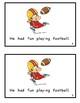 They Had Fun, Too! Wonders Kindergarten Reader (Unit 7)