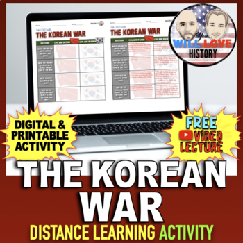The Korean War Activity