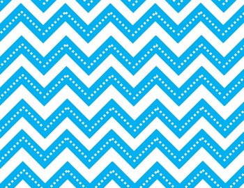 Thick Chevron with Dots Digital Background Paper