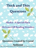 Thick and Thin Questions-Alaska A Special Place