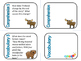 Thidwick the Big-Hearted Moose by Dr. Seuss Task Cards and Graphic Organizers