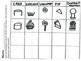Thiebaud Dessert Draw