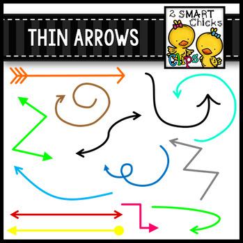Thin Arrows