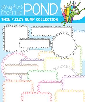 Thin Fuzzy Bump Collection