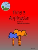 Thing 3 Application