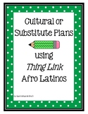 ThingLink Afro Latinos A Cultural Lesson