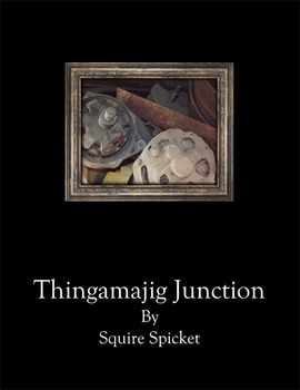 """""""Thingamajig Junction"""" Performance Package (Music, Script, and License)"""