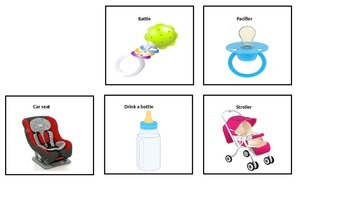 Things Associated with Babies, Kids, and Adults