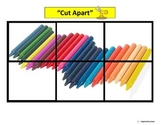 """""""Things At School"""" Simple Puzzles for Autism"""