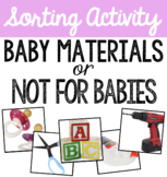 Things Babies Use and Don't Use