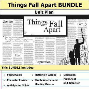 Things Fall Apart Unit By S J Brull Teachers Pay Teachers