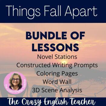 Things Fall Apart Bundle Unit