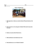 Things Fall Apart: Chapter 4 Questions and Activity