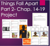 Things Fall Apart Brochure Part 2 Chap. 14, 15, 16, 17, 18