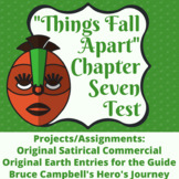 Things Fall Apart Chapter Seven Test