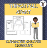 Things Fall Apart Character Analysis